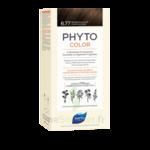 Acheter Phytocolor Kit coloration permanente 6.77 Marron clair cappuccino à FLEURANCE
