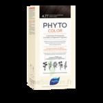 Acheter Phytocolor Kit coloration permanente 4.77 Châtain marron profond à FLEURANCE