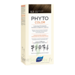 Acheter Phytocolor Kit coloration permanente 5.3 Châtain clair doré à FLEURANCE