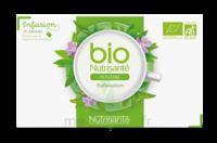 Nutrisanté Infusions Bio Tisane Verveine 20 Sachets à FLEURANCE