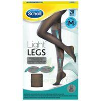 Scholl Light Legs™ Collants 20d Noir Xl à FLEURANCE