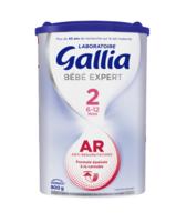 Gallia Bebe Expert Ar 2 Lait En Poudre B/800g à FLEURANCE