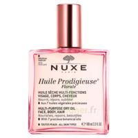 Huile prodigieuse® Florale - huile sèche multi-fonctions visage, corps, cheveux100ml à FLEURANCE