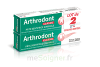Pierre Fabre Oral Care Arthrodont Dentifrice Classic Lot De 2 75ml à FLEURANCE