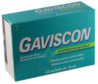 GAVISCON, suspension buvable en sachet à FLEURANCE