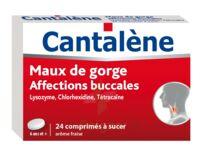 CANTALENE, comprimé à sucer à FLEURANCE