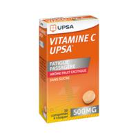 VITAMINE C UPSA 500 mg fruit exotique, comprimé à croquer à FLEURANCE