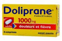 DOLIPRANE 1000 mg Comprimés Plq/8 à FLEURANCE