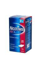 Nicotinell Menthe Fraicheur 2 Mg Sans Sucre, Gomme à Mâcher Médicamenteuse 8plq/12 (96) à FLEURANCE