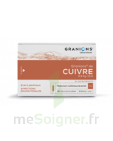 Granions De Cuivre 0,3 Mg/2 Ml S Buv 30amp/2ml à FLEURANCE