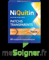 NIQUITIN 14 mg/24 heures, dispositif transdermique Sach/28 à FLEURANCE