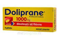 DOLIPRANE 1000 mg Gélules Plq/8 à FLEURANCE