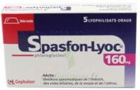 SPASFON LYOC 160 mg, lyophilisat oral à FLEURANCE