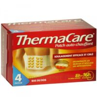 THERMACARE, pack 4 à FLEURANCE