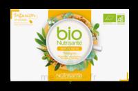 Nutrisanté Infusions Bio Tisane Régulation Des Sucres 20 Sachets à FLEURANCE