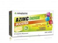Azinc Energie Booster Comprimés effervescents dès 15 ans B/20 à FLEURANCE