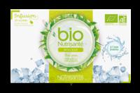 Nutrisanté Infusions Bio Tisane froide Minceur 20 Sachets à FLEURANCE