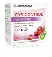Cys-control 36mg Poudre Orale 20 Sachets/4g à FLEURANCE