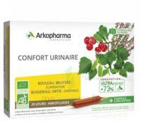 Arkofluide Bio Ultraextract Solution buvable confort urinaire 20 Ampoules/10ml à FLEURANCE