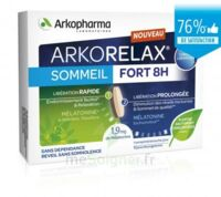 Arkorelax Sommeil Fort 8H Comprimés B/15 à FLEURANCE