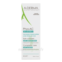 Aderma Phys'ac Global Soin Imperfection Sévères 40ml à FLEURANCE