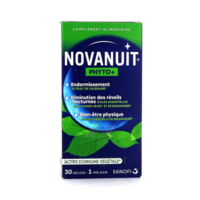 Novanuit Phyto+ Comprimés B/30 à FLEURANCE