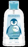 ABCDERM H2O Solution sans rinçage nettoyante bébé Fl pompe/1L à FLEURANCE