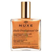 Huile prodigieuse® or - huile sèche multi-fonctions visage, corps, cheveux100ml à FLEURANCE