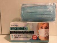 Masques chirurgicaux lot de 10 type 2 à FLEURANCE