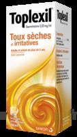 TOPLEXIL 0,33 mg/ml, sirop 150ml à FLEURANCE