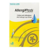 Allergiflash 0,05 %, Collyre En Solution En Récipient Unidose à FLEURANCE