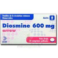 DIOSMINE ARROW 600 mg, comprimé pelliculé à FLEURANCE
