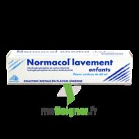 NORMACOL LAVEMENT ENFANTS, solution rectale, récipient unidose à FLEURANCE