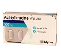ACETYLLEUCINE MYLAN 500 mg, comprimé à FLEURANCE