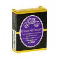 ESSENCE ALGERIENNE, solution pour inhalation par fumigation à FLEURANCE