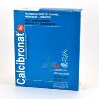 CALCIBRONAT 2 g, comprimé effervescent T/60 à FLEURANCE