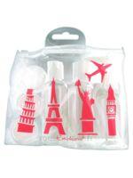 Kit flacons de voyage à FLEURANCE