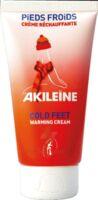 Akileïne Crème réchauffement pieds froids 75ml à FLEURANCE
