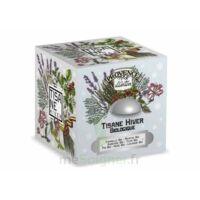 Tisane Be Cube Hiver Bio à FLEURANCE
