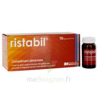 Ristabil Anti-fatigue Reconstituant Naturel B/10 à FLEURANCE