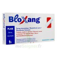 BLOXANG Eponge de gélatine stérile hémostatique B/5 à FLEURANCE