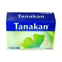 TANAKAN 40 mg, comprimé enrobé PVC/alu/90 à FLEURANCE