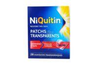 Niquitin 7 Mg/24 Heures, Dispositif Transdermique B/28 à FLEURANCE