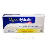 Mycohydralin 500 Mg, Comprimé Vaginal à FLEURANCE