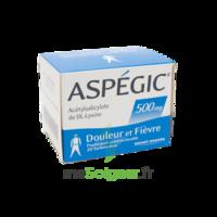 Aspegic 500 Mg, Poudre Pour Solution Buvable En Sachet-dose 20 à FLEURANCE