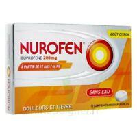 NUROFEN 200 mg, comprimé orodispersible à FLEURANCE