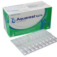 AQUAREST 0,2 %, gel opthalmique en récipient unidose à FLEURANCE