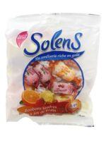 Solens bonbons tendres aux jus de fruits sans sucres à FLEURANCE