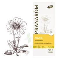 PRANAROM Huile de macération bio Arnica 50ml à FLEURANCE
