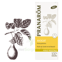 Pranarom Huile Végétale Bio Avocat à FLEURANCE